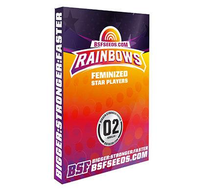 feminisierte Cannabissamen Rainbows auf Sensoryseeds kaufen