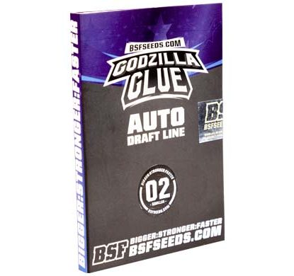 SensorySeeds Autoflowering Godzilla Glue Semen Paket