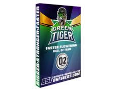 schnelle Cannabissamen Green Tiger auf Sensoryseeds kaufen