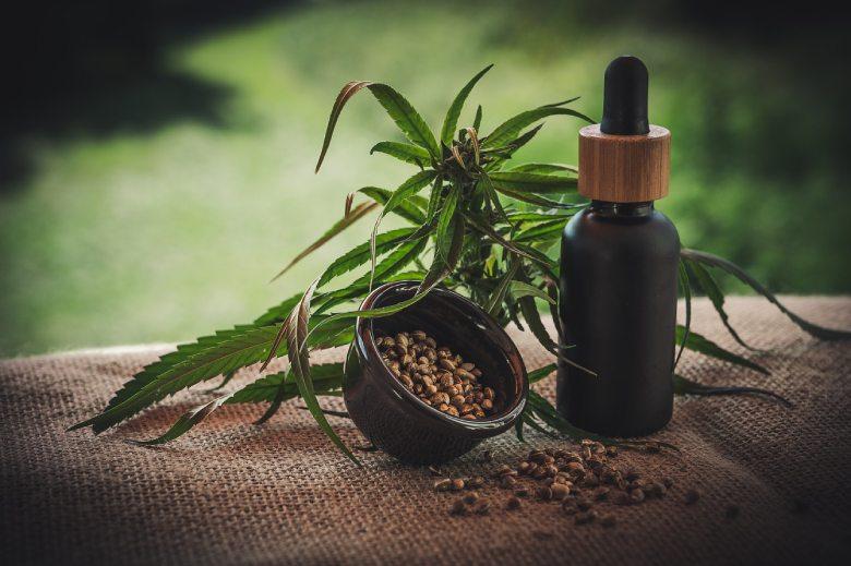 Konservierung von Marihuanasamen