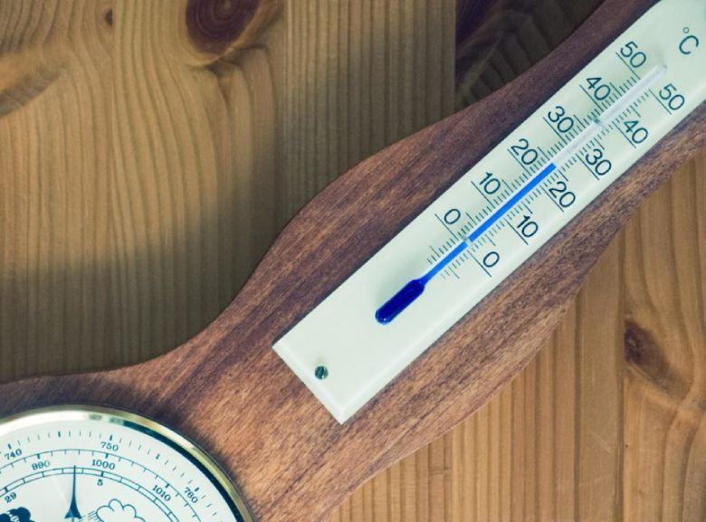 Temperaturänderungen bei Hanfsamen
