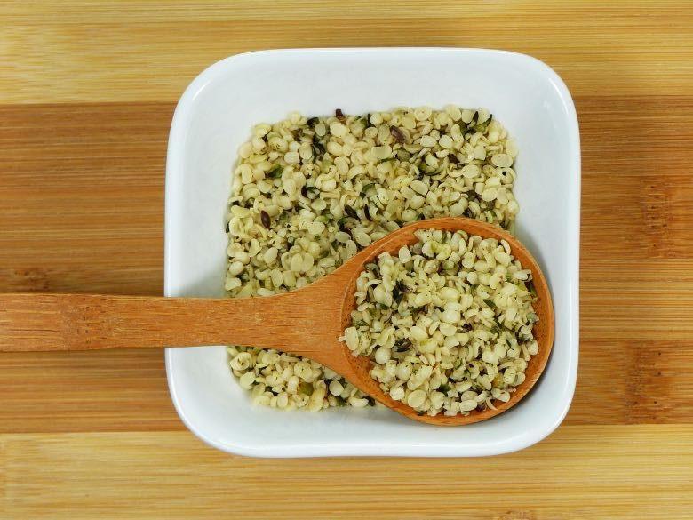 Marihuana Samen für Nahrungsmittel