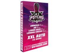 Cannabissamen-Kit Psycho XXL Automix auf Sensoryseeds bestellen