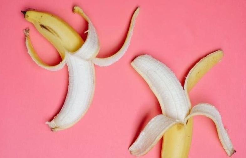 Bananenschalen als Pflanzendünger