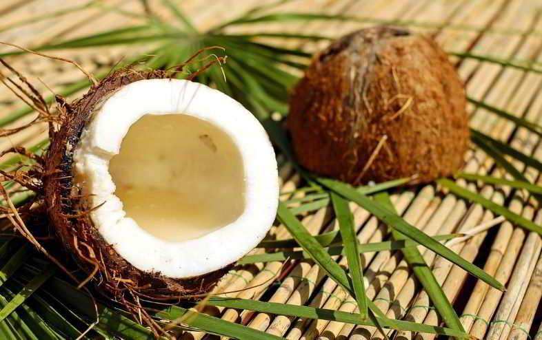 Wie wird Kokos verwendet?